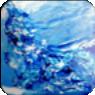青く美しい壁紙