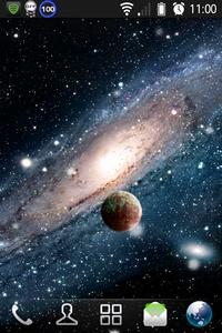 光る星が5個の設定