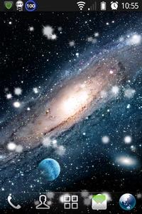 惑星1個の設定