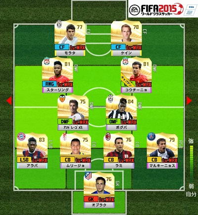 EA SPORTSTM FIFA ワールドクラスサッカー 2015  04