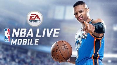 NBA LIVE Mobile 02